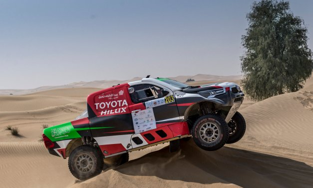Baja: Saudi Al Rajhi clinches Dubai Baja Victory as Smith takes Bikes title