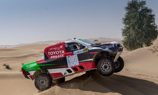 Baja: Saudi Al Rajhi clinches Dubai Baja Victory as Smith takes Bikes title