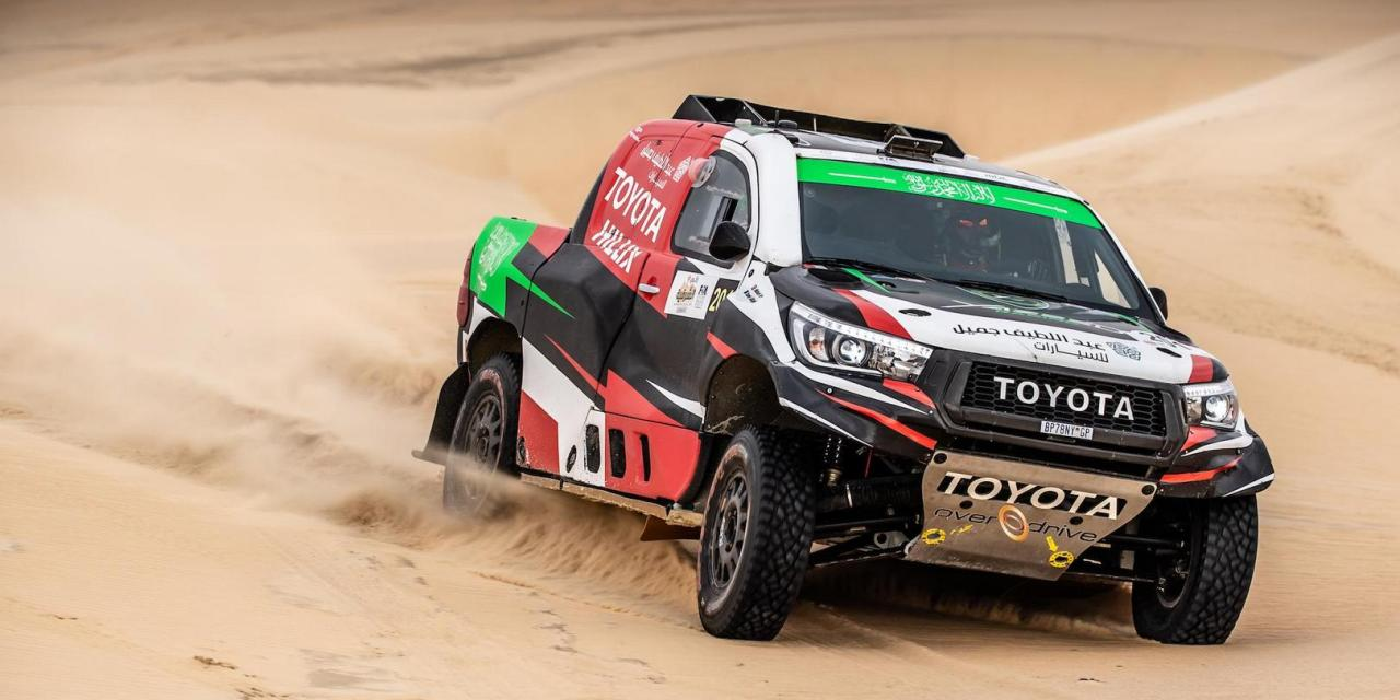 Saudi Arabia set to host third round of FIA Baja series in Eastern Province on March 3 2021