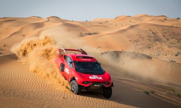 BRX reveals its Dakar Rally 2021 car named HUNTER