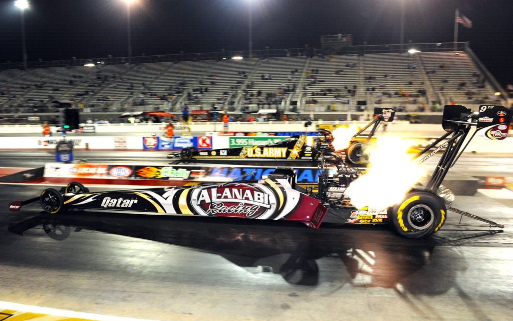 NHRA: Qatars Al Anabi Racing takes first Top Fuel win at Charlotte raceway