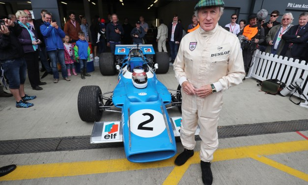 Events: Fifty years on, Flying Scot Sir Jackie Stewart relives his 1969 British Grand Prix victory