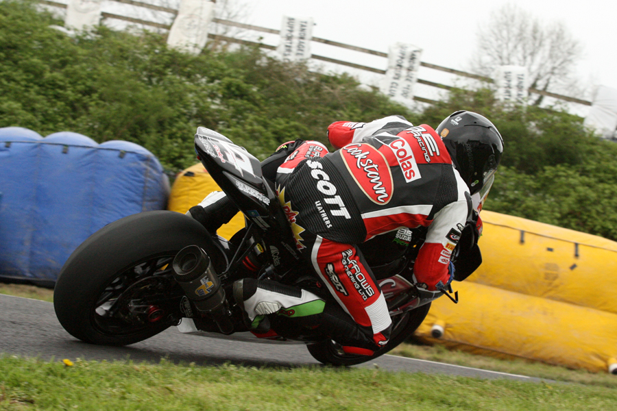 Irish Road Racing: Tandragee hat-trick for Cookstown B.E. Racing