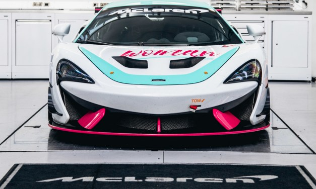 McLaren Customer Racing to provide GT4 race cars for Formula Woman competition Winners