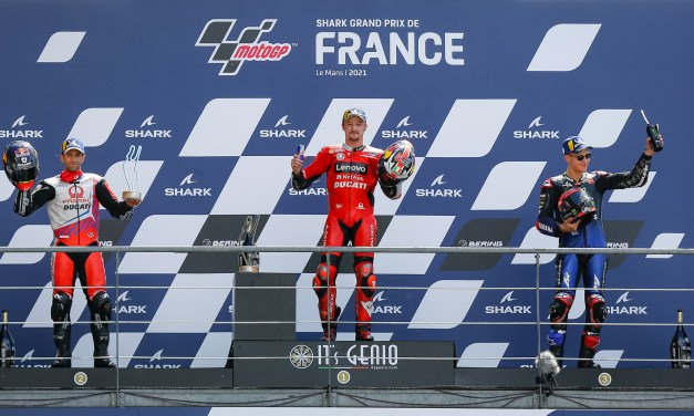 Miller wins wild flag-to-flag thriller as Zarco and Quartararo complete the podium on home turf