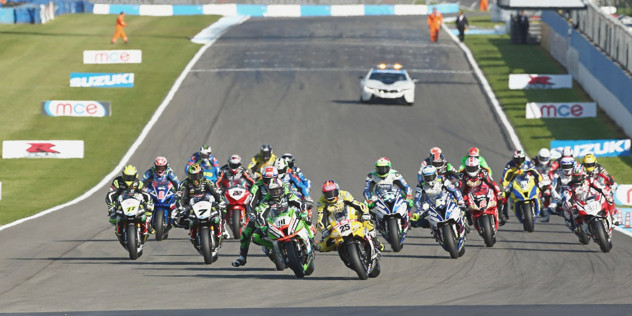 BSB: MCE BSB is back: Haslam's double delight at Donington as Brookes makes podium return