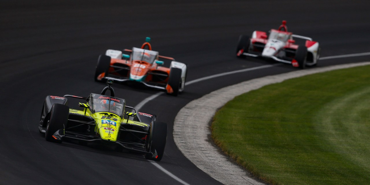 Indy500: Top five gamble fails to pay off for Ed Jones at Indy500 and Dale Coyne Vasser Sullivan