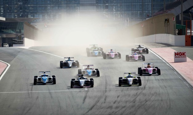 Dubai: Matteo Nannini and Excel Motorsport crowned F4 UAE Champions for 2019