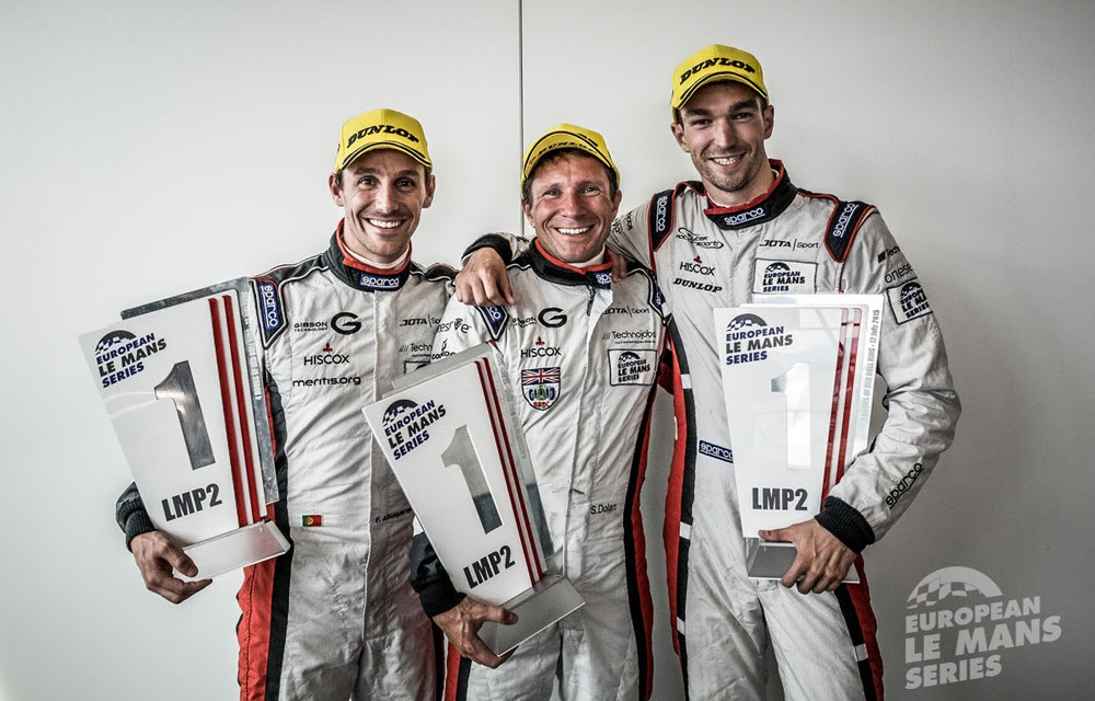 ELMS: Maiden win for LMP2 team Jota Sport at Red Bull Ring Spielberg