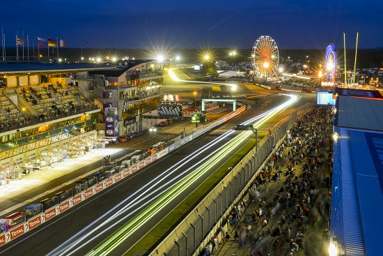 News: 2015 calendar announced for Le Mans with 17 meetings on the ACO programme