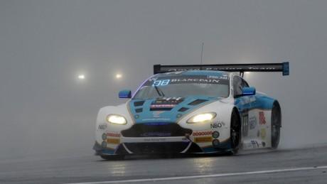 Oman Racing team at Spa