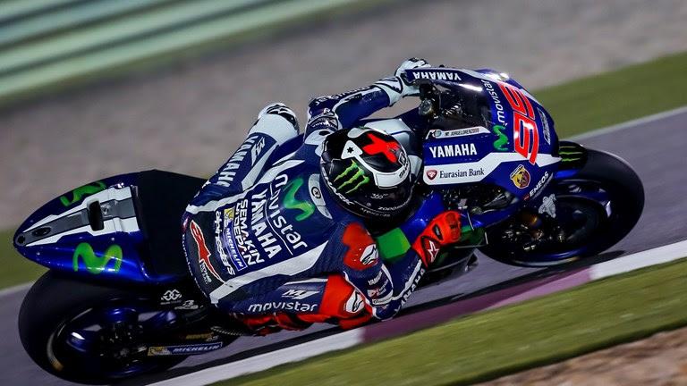 MotoGP: Lorenzo lays down marker on first day in Qatar test