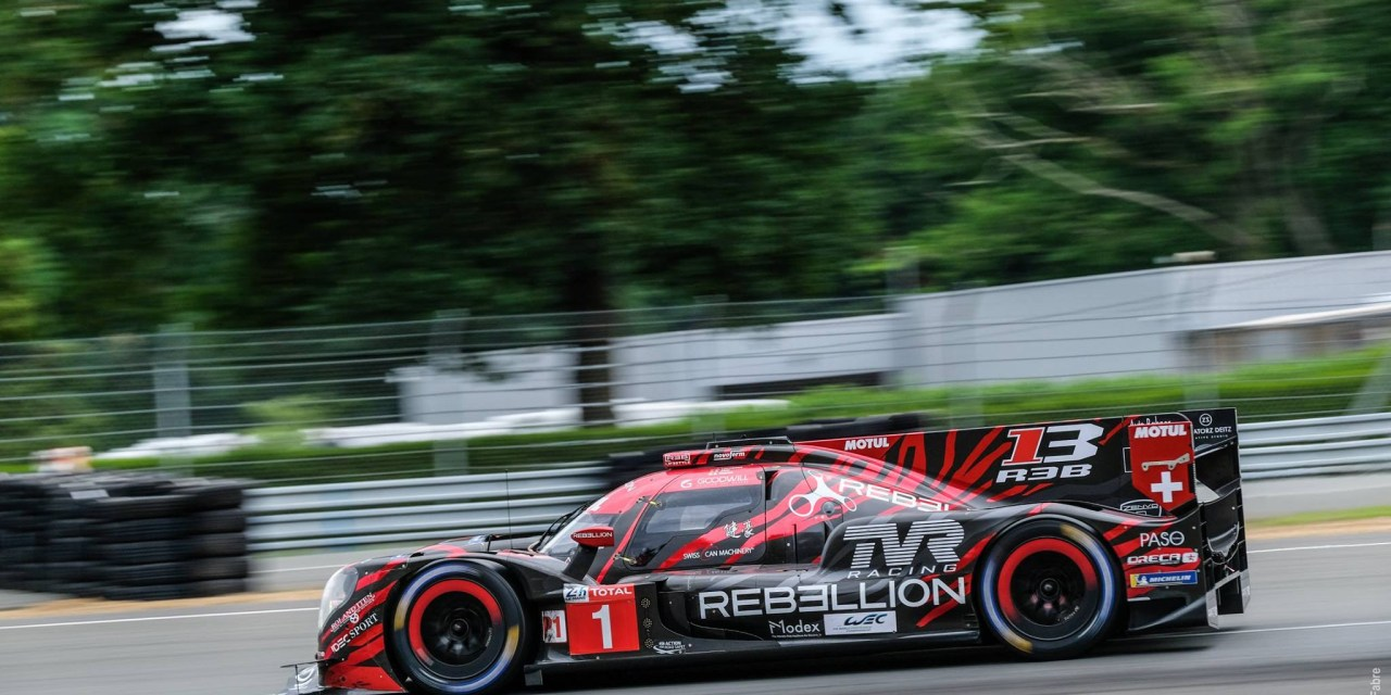WEC: Last European race of the year ends with historic victory and a double podium for REBELLION Racing