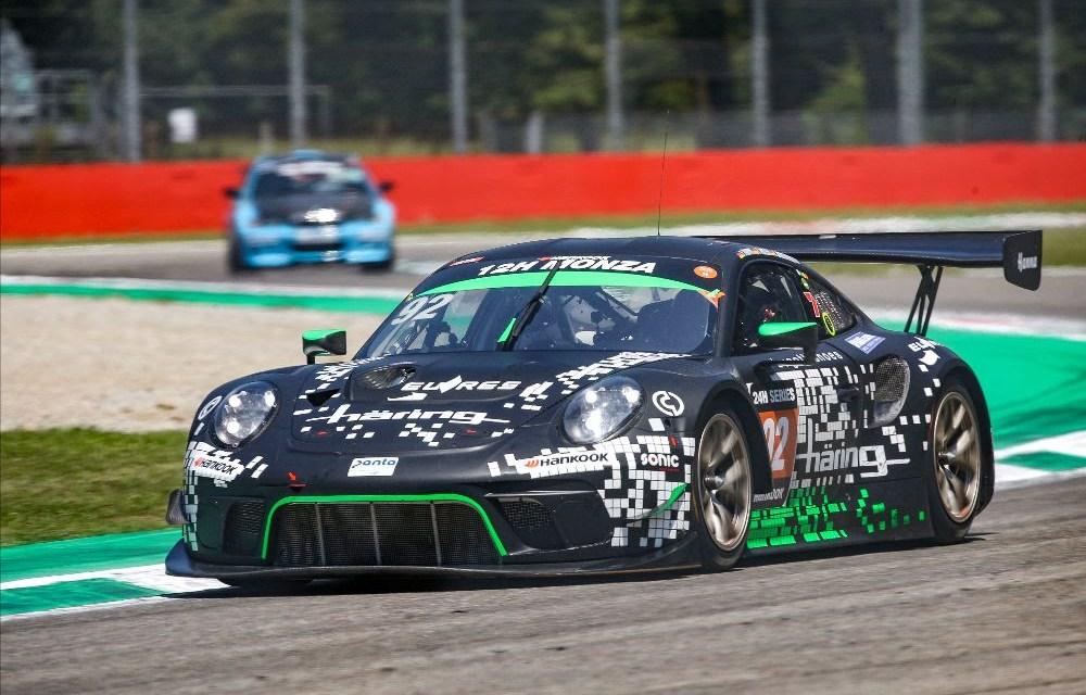 Endurance: 1-2-3 finish for Herberth Motorsport in crazy Hankook 12H MONZA