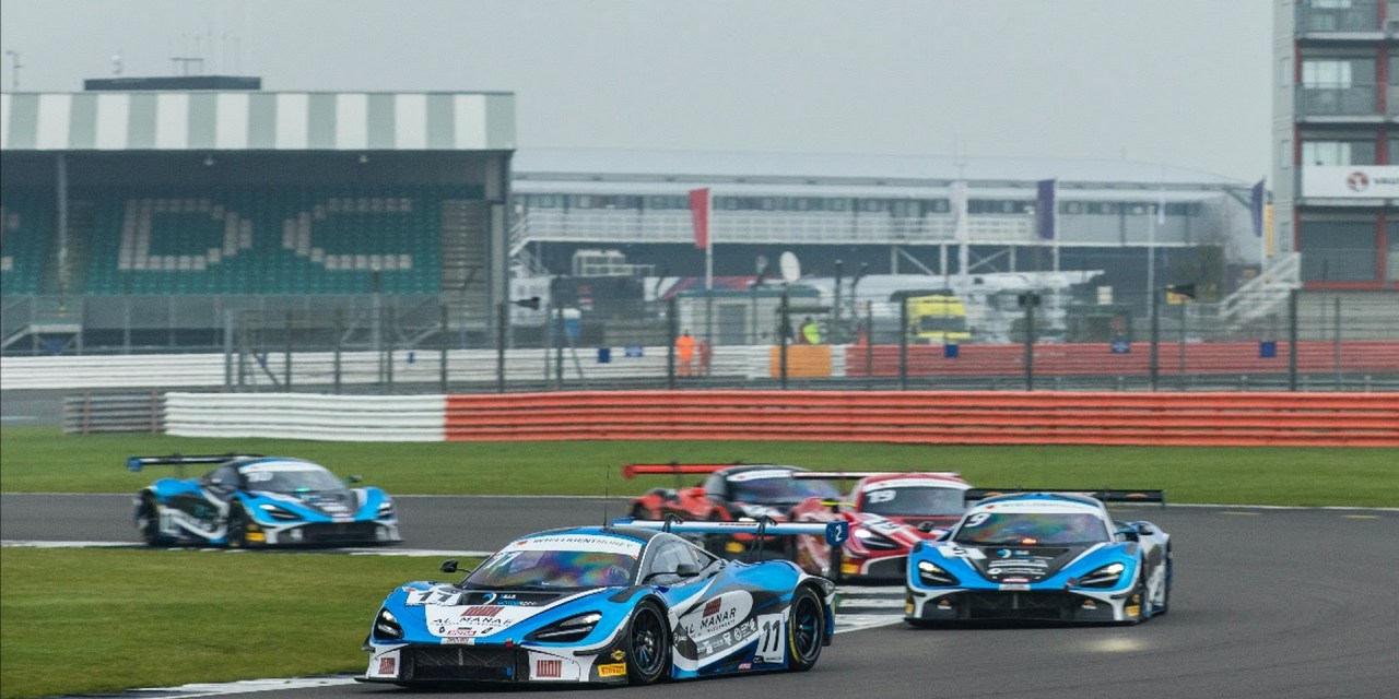 GT: Bahrain's 2 Seas Motorsport secureP3 in GT3 Team championship on debut season