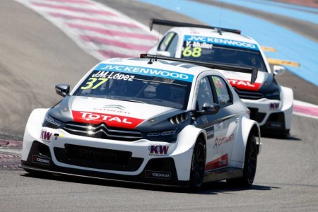 Citroen dominate in France with Loeb & Lopez taking a win apiece