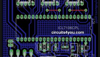 AC Voltage Measurement using Arduino | Circuits4you com