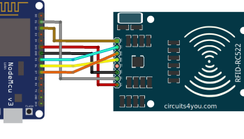 Interfacing of RFID RC522 with Arduino UNO | Circuits4you com