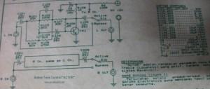 ACTOR : Active Tone Control  Circuit Schematic