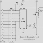 Simple Electronic Combination Lock