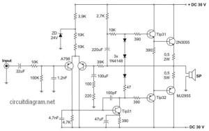 400W Power Amplifier - Safari