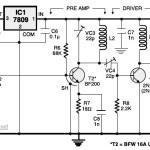 4 Stage FM Transmitter