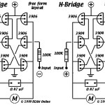 6 Transistor Tilden's H-Bridge