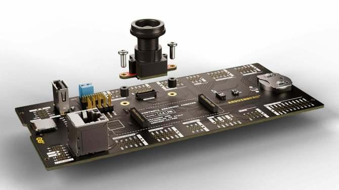 Arduino-Portenta-Breakout-Board-2-1-OpenMV Global Shutter Camera Module interfacing