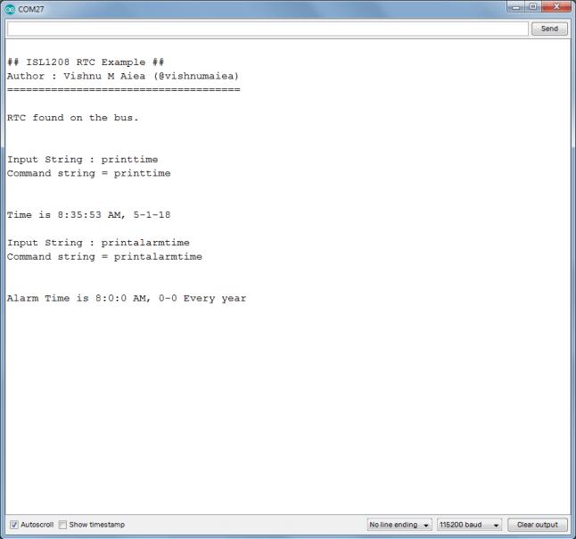 ISL1208-RTC-Arduino-Library-Serial-Example