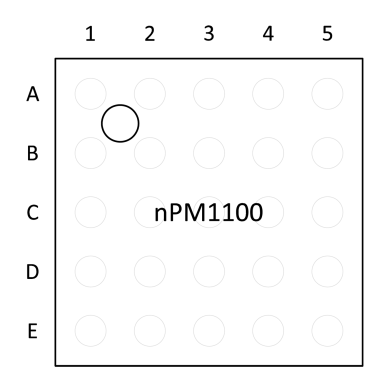 Nordic-Semiconductor-nPM1100-Power-Management-IC-PMIC-Footprint-Ball-Assignments-1