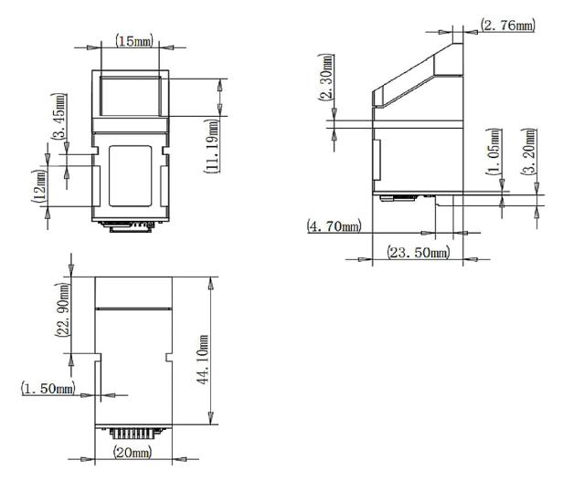 R307-Optical-Fingerprint-Scanner-Sensor-Dimensions