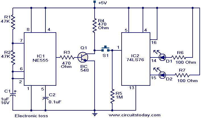 Basic-electronic-projects Images