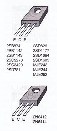 headphone amplifier circuit transistors