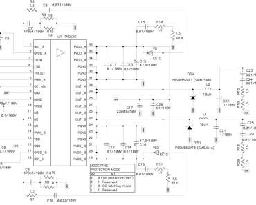 315 w class D amplifier circuit