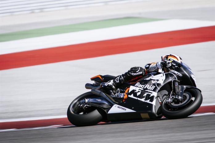 Alex Hofmann KTM RC16 Misano 2016