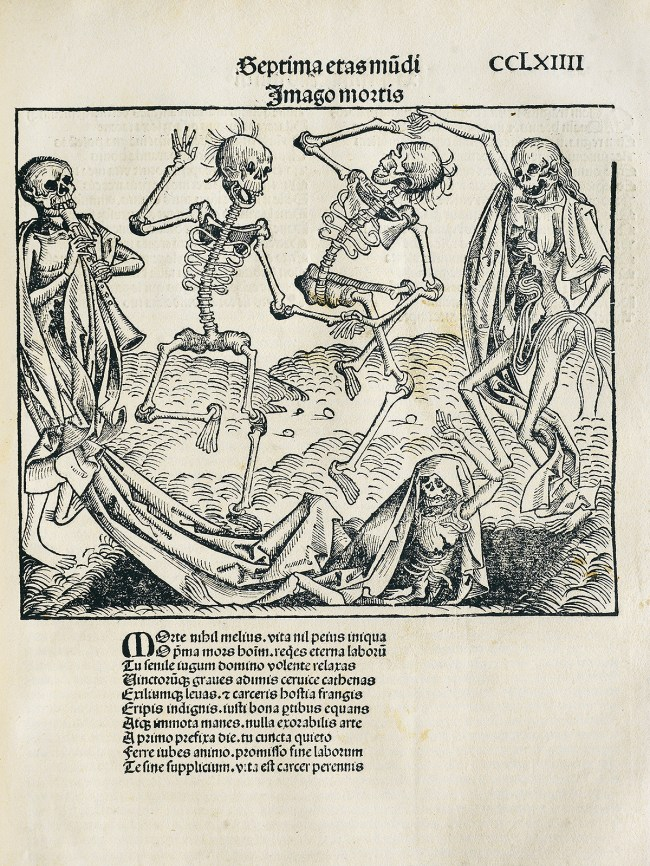 Skeletons Dance of Death