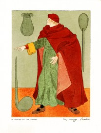 IV. Apothecary, 15th Century