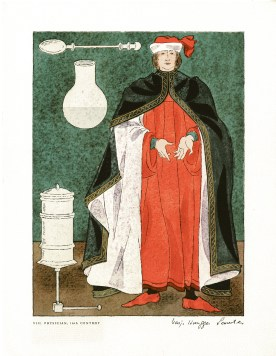 VIII. Physician, 16th Century