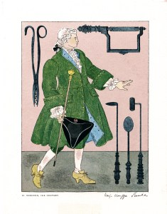 XI. Surgeon, 18th Century
