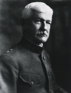 Head and shoulders, right pose; wearing uniform.
