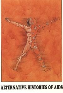 Illustration of an image that looks like Leonardo da Vinci's Vitruvian Man.