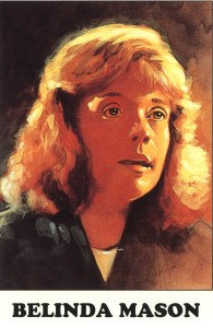 Illustration of Belinda Mason.