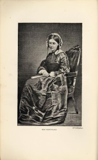 Frontispiece illustration is from a photograph of Florence Nightingale.