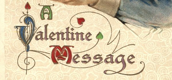 A Valentine Message