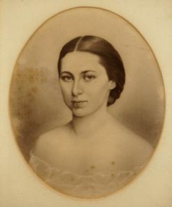 Portrait of Martha Custis Kennon