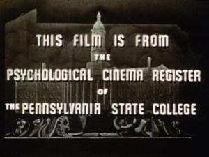 Still from Prefrontal Lobotomy film.