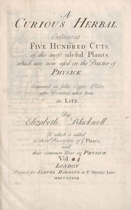 A title page in Serif and italic type.