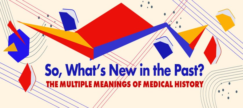 Logo for So, What's New in the Past?