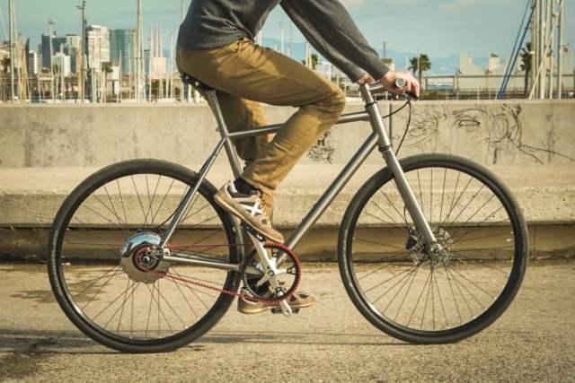 vélo électrique nua roule