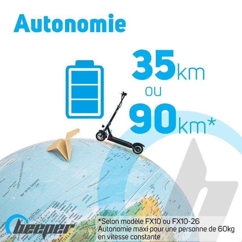 beeper-max-fx10-g2-autonomie